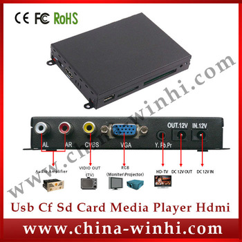 metal shell supermarket mini media player hdmi output Guaranteed 100% Manufacturer Speedy Delivery