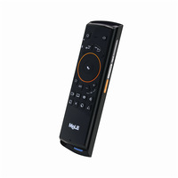 MeLE F10 Fly Air Mouse for Internet Android TV Box with G Senor, 2.4GHz Wireless Remote Control plus Complete Keyboard