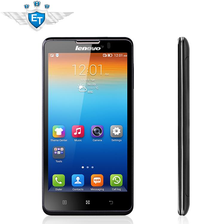 Lenovo P780 Quad Core android cell phones MTK6589 5 inch HD 1280x720p Gorilla Glass Screen 1GB RAM 8.0MP 4000mAh battery(China (Mainland))