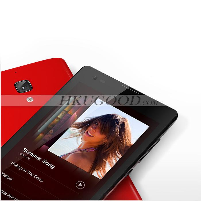 Original Xiaomi Red Rice 2 Redmi 1S Qualcomm MSM8228 Quad Core Cell Phone Xiaomi Hongmi 1S 1GB+8GB ROM 4.7'' IPS WCDMA Hongmi 2