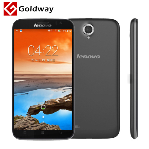 Original Lenovo A850 A850I 5.5 inch IPS MTK6582m Quad Core mobile phone 1GB RAM 4GB ROM 5mp Android 4.2 GPS Multi Language(Hong Kong)