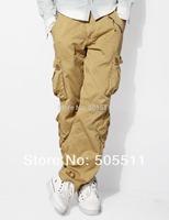Matchstick men's vintage cargo pants versatile cargos for camping&hiking 3357