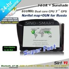 gps navigation system promotion