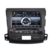 Car Stereo GPS Navigation for Mitsubishi Outlander for Citroen C-Crosser for Peugeot 4007 Radio DVD Player Multimedia Autoradio