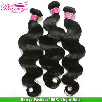 "7A Peruvian Virgin hair Body Wave 3pcs/lot (8""-34"")hair weaves,gloden beauty human hair cheap price hair extension free shipping"