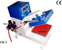 Heat Transfer/Press Machine,HI Printer,Print Fabric,Non woven,Textile,Cotton,Nylon,Terylene,Glass,Metal,Ceramic,Wood,L150*W150mm