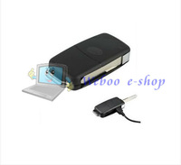 1280P Car Key Style DVR S818 Spy Camera Digital Video Recorder Car Camera Free Shipping