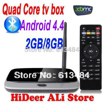 New!Bluetooth version EKB311 MK888B CS918 quad core tv box  Android 4.4 2GB+8GB RK3188 28nm Cortex A9  mini pc T-R42