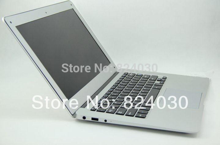 14-zoll-notebook computer Ultrabook laptop Intel Atom N2600 1,6 GHz dual-core 4GB DDR3 500GB HDD webcam