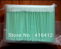 500 pcs Cleanroom Polyester Swabs - Alternatie to Texwipe TX758B Micro Alpha Polyester Cleanroom Swab Swabs