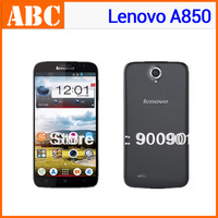 "Lenovo A850 MTK6582 Quad Core phone 5.5"" IPS Capacitive touch screen Android4.2 GPS Russian Spanish support google play store"