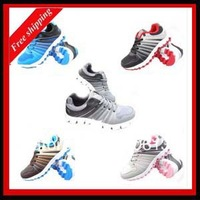 Men & women's shoes lovers design sport running Large men's breathable shoes network 5 colors plus size 36-48 free shipping 2013