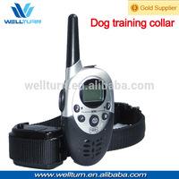 2013 NEW! 2pcs/Lot Free shipping New charging of dog training unit vibration and shock dog training collar-1000m*