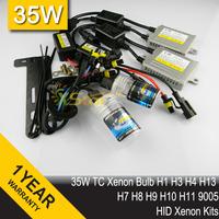 35W DLT Premium Canbus Ballast 12V HID Xenon Conversion Kit TC Bulb H1 H3 H4-1 H7 H13-1 9004-1 9007-1 HB3 HB4