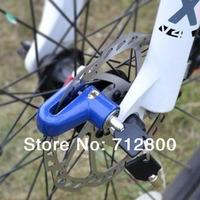 1 Piece Mountain Bicycle Disc Brake Lock & Bike Lock & Bicycle Safety Anti-theft Lock Bike Accessories