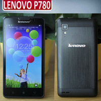 54 Multi Languages 2013 new LenovoP780 P780 4000mAh Battery OTG Android 4.2 MTK6589 Quad Core 1.2GHz Dual Sim 5.0 inch HD 8.0MP