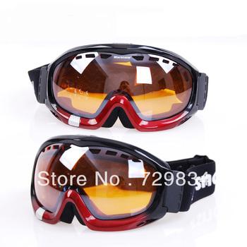 Free Shipping!!! 1pc Ski Goggles FG01 Snowing Goggles Ski Goggles, the Prevent Wind Glasses