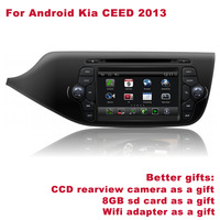 Android Kia CEED 2013 Car DVD Players DVR WIFI 3G CCD Camera SD Card for free Better  Quality Better Service Free Shipping+Gifts