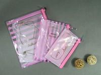 2014 Stripe wash waterproof women beach cosmetic bag handbag 3 pcs/set