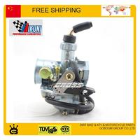 19mm  carburetor mikuni vm16 50cc dirt bike atv pz19 performance BAJA50  XR50 CRF50 CRF70 Bike  ATV free shipping
