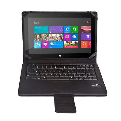 Removable Wireless Bluetooth Keyboard with Stand case For Microsoft Surface RT / Pro Windows 8 Tablet PC(Hong Kong)