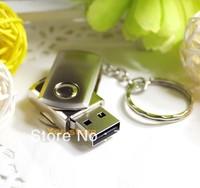 Stainless USB Drive 1GB 2GB 4GB 8GB 16GB 32GB Memory Flash Stick Silver color