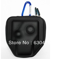 Free Shipping TELESIN High Quality EVA Case For Gopro Hero2/3/3+ EVA bags For Hero3+/3/2  Protector Case Black Gopro accessories