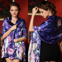 2013 New Arrival Fashion100% Silk Digital Printing Scarf For Women,Hot Sale Brand Women Silk Scarf Printed,Multicolor,178*52cm