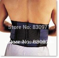 Free Shipping Tourmaline Self-heating Waist Support Belt Back Support Far Infrared Tourmaline Magnetic Therapy Waist Belt