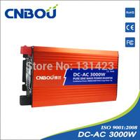 3000w 48v 110v solar off grid power inverter for house