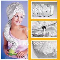 2015 Barber Cape Cabeleireiro free Shipping Home Portable Hair Dryer Soft Hood Bonnet Attachment Haircare Salon Hairdressing B.h