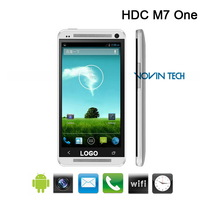 16GTF as Gift To you hdc one m7 blink feed for htc one mobile phones MTK6589 one x smartphone1GRAM 4GROM quadcore android 4.2