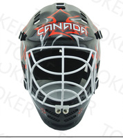 GOLEX professional ice hockey helmet/skating helmet/ice sports,hockey helmet with face mask protective gear free shipping