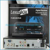 lexuzbox f90 set top box for Brazil