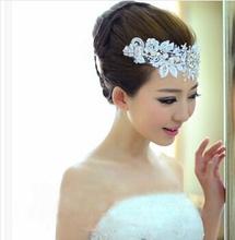 popular rhinestone headband bridal