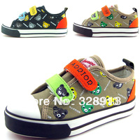 2013 autumn childrens vanvas shoes  for boys   kids casual sneakers  child footwears wholesale and retail  1867