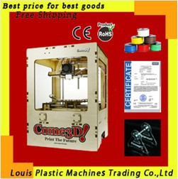 Free shipping come3D 3D Printer single extruder  + filament stand  Replicator ABS printer 3d print machine