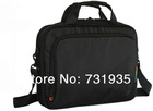 Free shipping retail 2014 new nylon black laptop bag for men notebook bag for 14 15 15.6 inch computer accessories(China (Mainland))