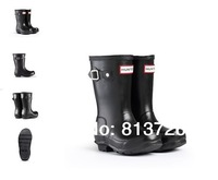 free shipping,More colors 2013 fashion kids rain boots waterproof wellies boots,rainboots water shoes for kids children