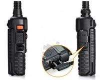 DHL/EMS Free shipping+2 sets/lot Baofeng uv 5r dual band handheld two way radio transceiver uhf&vhf uv-5r amateur radio