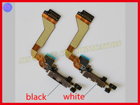 10pcs/lot 100% Original Wholesale Charger Connector Dock Port Charging Ribbon Flex Cable for iPhone 4 4g