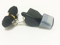 500pcs/lot IN RESELL OPP BAG PACKING new fox 40 CLASSIC referee whistle   with lanyard and mouse protect   in stock