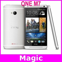 ONE M7 Original HTC One The HTC ONE M7 GPS WIFI 4.7''TouchScreen 8MP camera 32GB Internal Unlocked Cell Phone