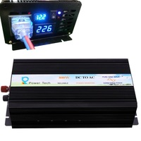 Free shipping by Fedex 800W Power Inverter,Pure Sine Wave Dc to AC Power Inverter