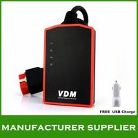 [VDM Distributor] 100% Original UCANDAS VDM Wifi Full system Automotive Diagnostic Tool NEW added polish version Free Shippiing