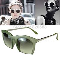 Fashion Summer Sun Glasses Coating Sunglass Oculos De Sol Cat Eye Sunglasses Women Brand Designer Vintage Gafas Feminin 9242
