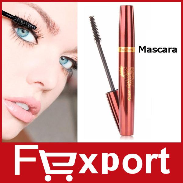 False Eyelashes Volume Mascara Makeup New 2014 Brand Eyes Cosmetics Make up(China (Mainland))