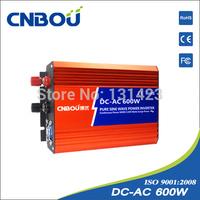 600w DC 24v  AC 110v Pure sine wave Power inverter