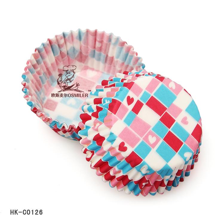""""""" livraison gratuite"""" coloré. mini. haute température greaseproof cupcake doublures de cuisson l'cups, soutien c0126 gros"""