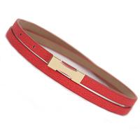 Cinturon Belts for Mens Belts Luxury free Shipping!!! Hot-sale Products!!! Korea Edition Genuine Leather (pigskin) Slender Belt.